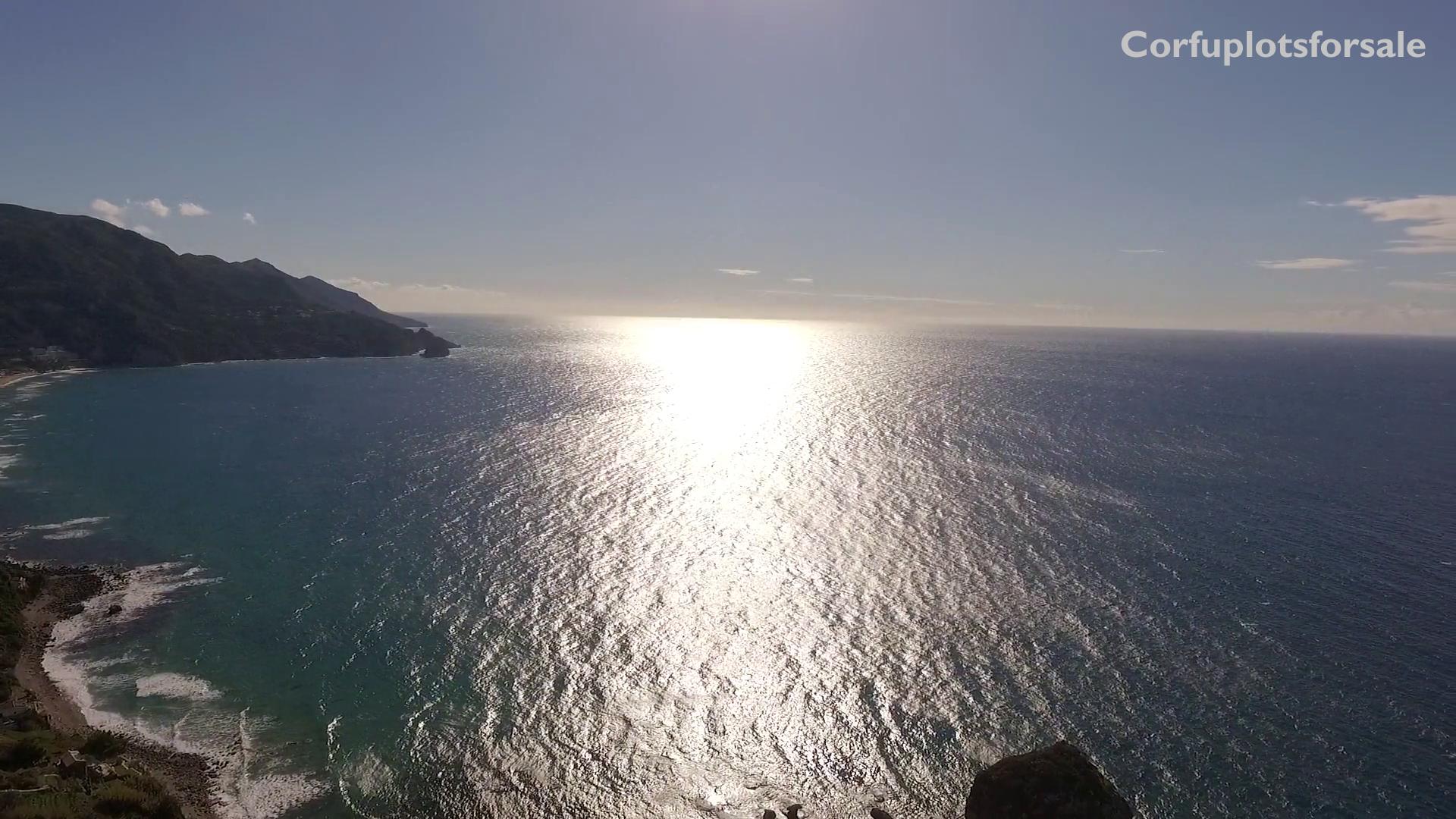 A true paradise hidden in West coast of Corfu