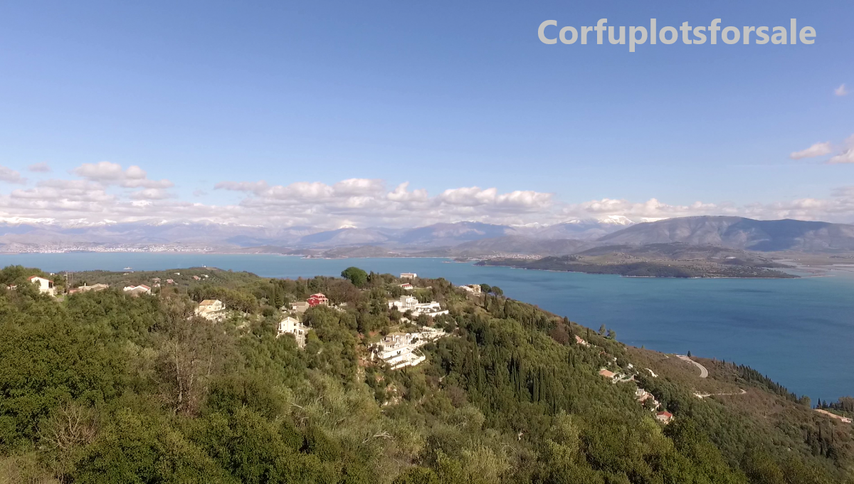 Investment opportunity – 3 plots with truly incredible view