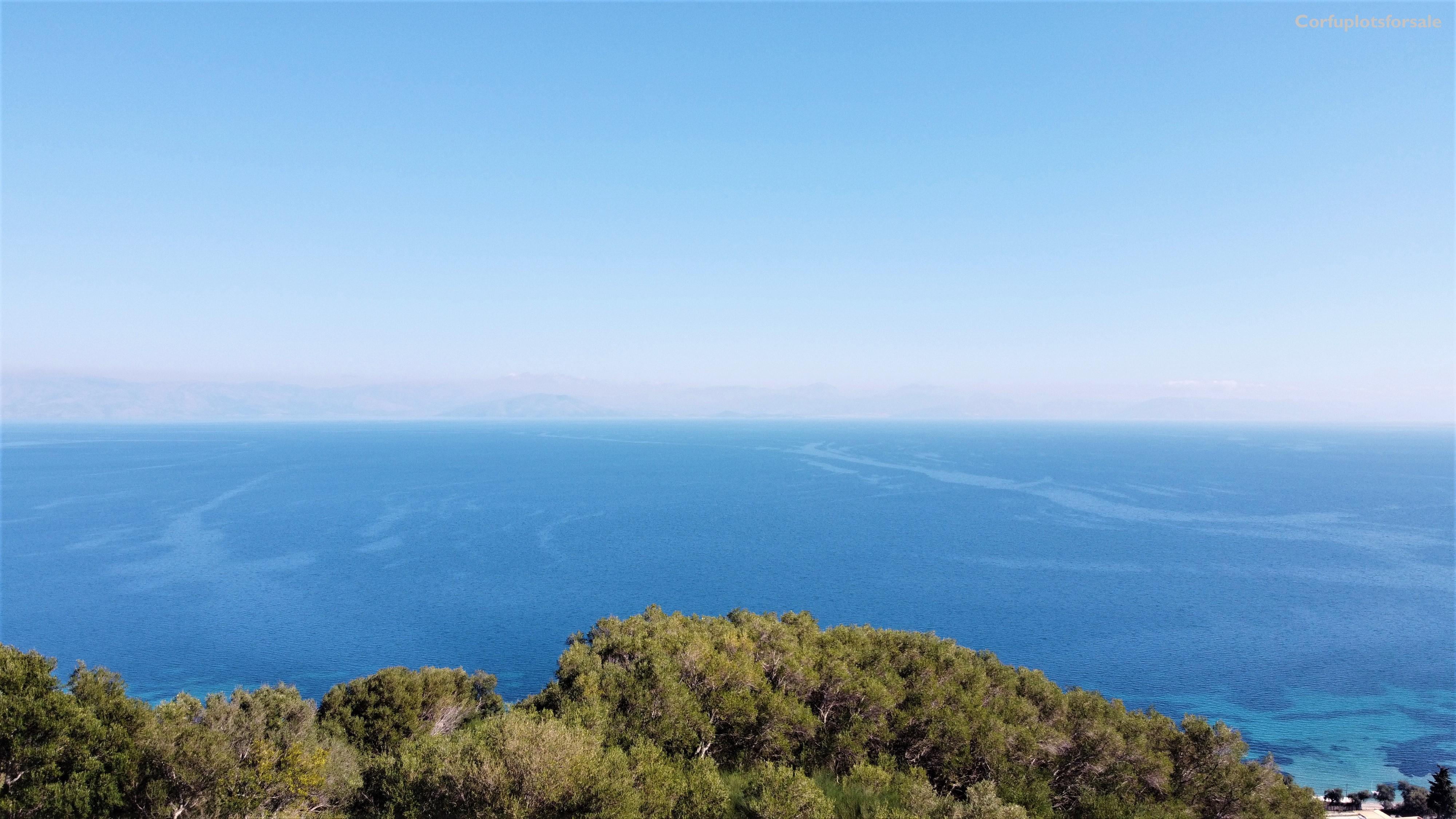 Beautiful property in Eastern Corfu
