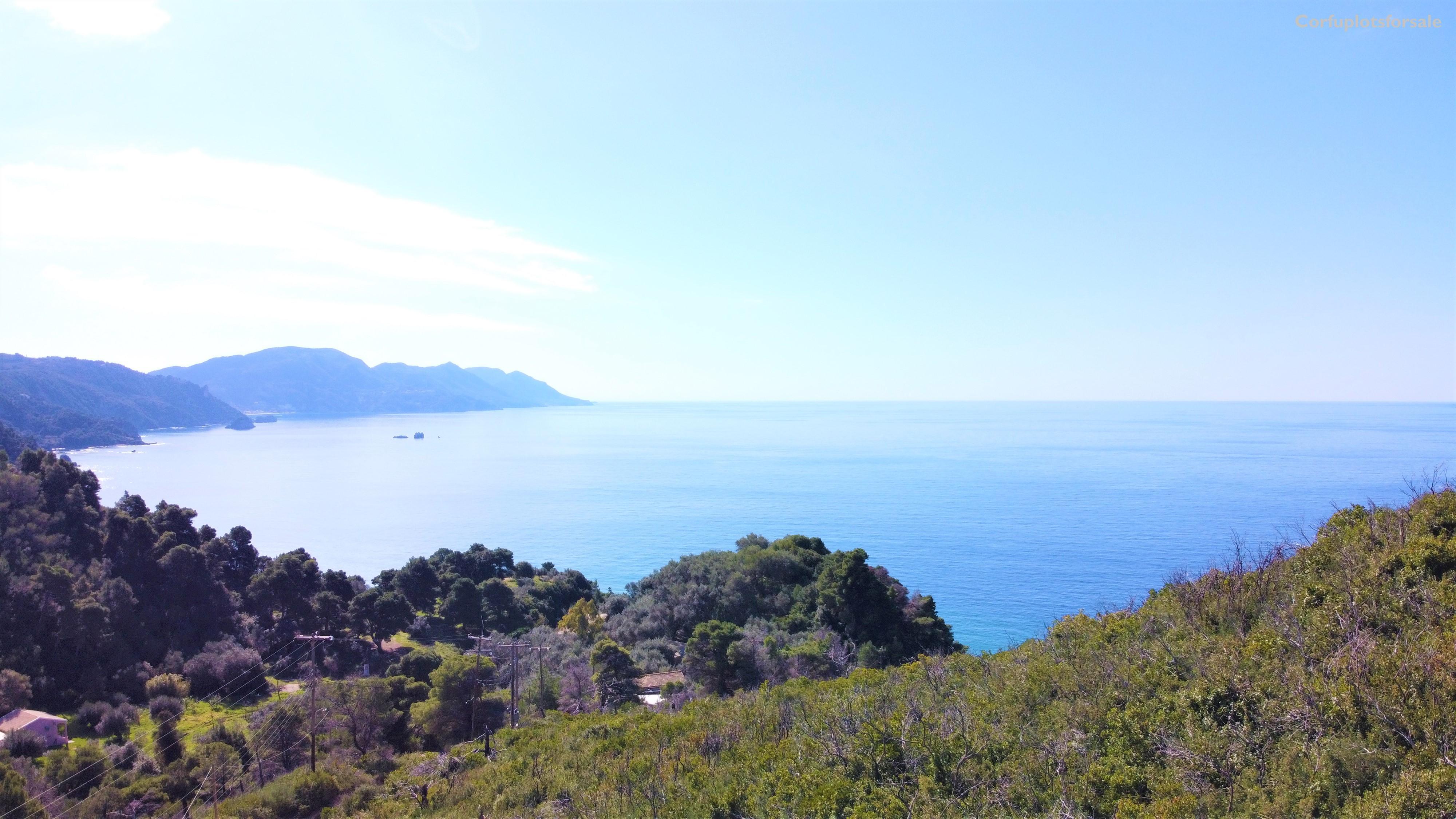 Fantastic view only 200m from Mirtiotissa Beach