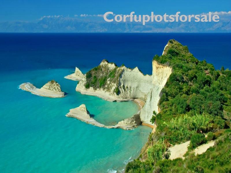 North Corfu