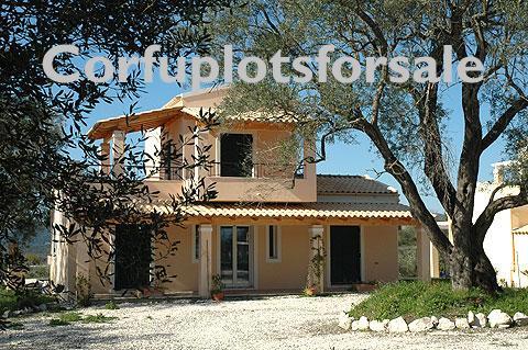 107 sq.m. cozy villa in Poulades area