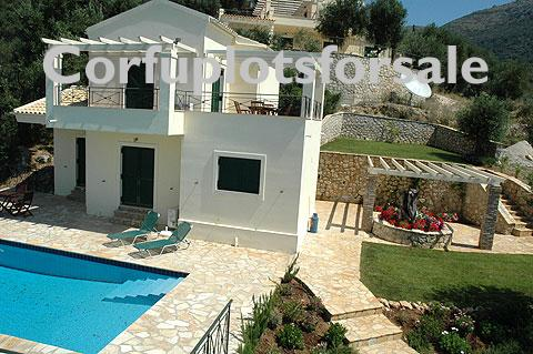 Charming two-bedroom villas of 98 sq.m with stunning views.