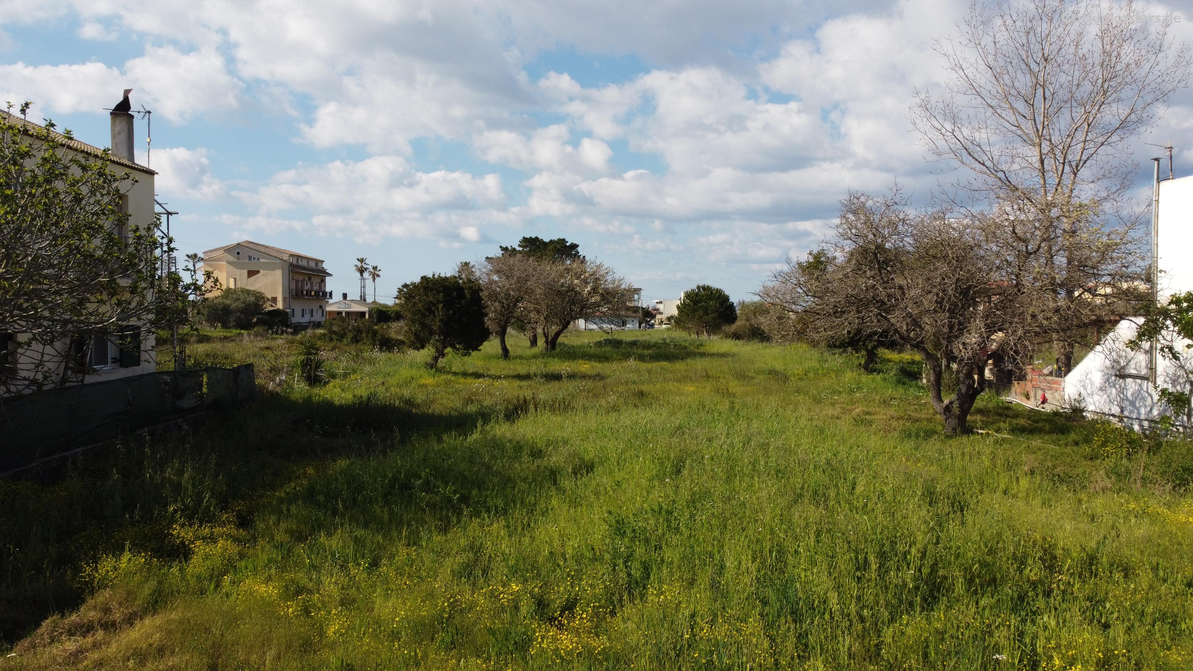 Part of land inside the settlement of Agios Georgios